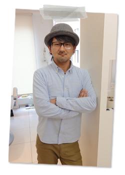 銀座の美容室SouPのオーナー青田 一宏