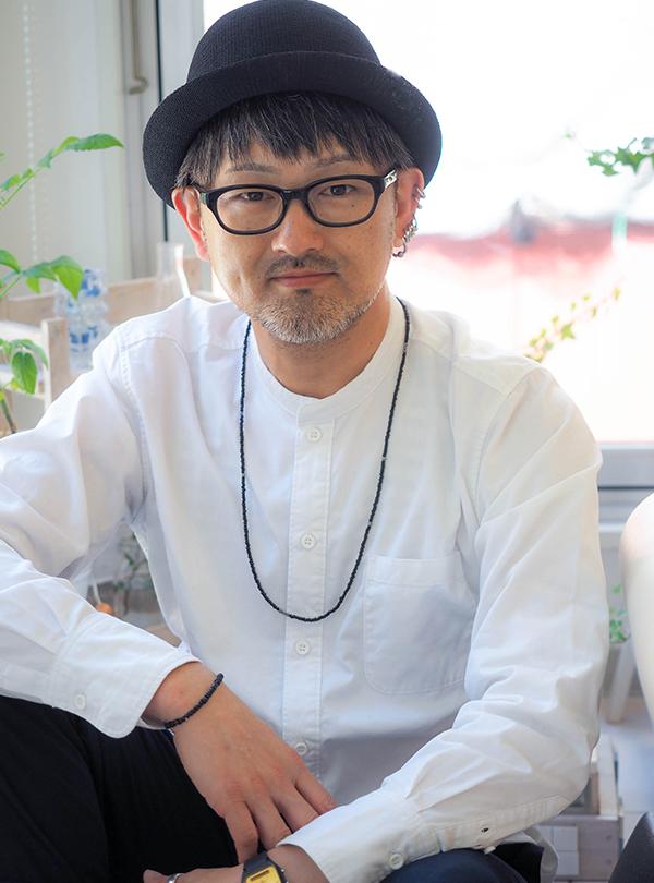 銀座の美容室SouPのスタッフ 青田 一宏