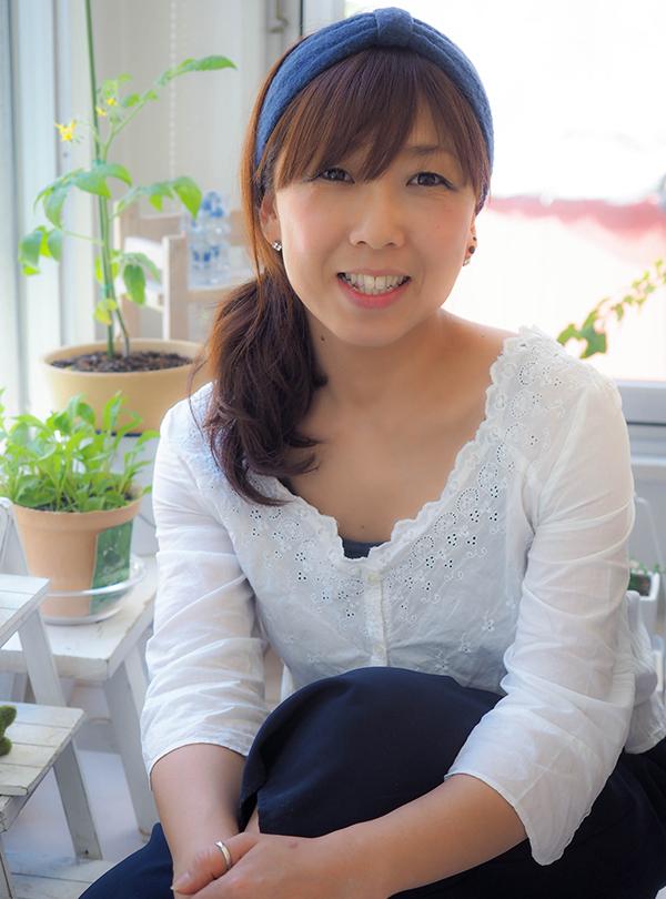 銀座の美容院SouPのスタッフ 日部 友紀子